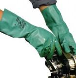 Solvex Nitril Handschuhe grün