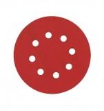 Klett-Schleifscheiben SPDD (rot)