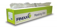 Finixa standard Abdeckfolie mit Lackhaftung in einem Karton